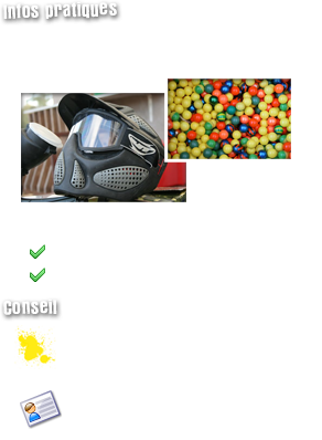 Espace Paintball